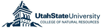 Utah State University college of natural resources logo