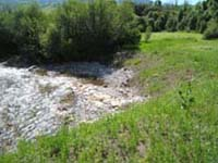 After Streambank Restoration
