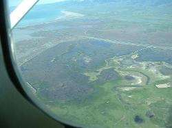 Arial View of Bear Lake